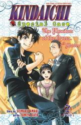 Kindaichi Special Case: The Phantom Of The Opera Vol. 2