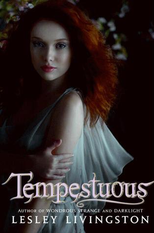 Tempestuous Wondrous Strange 3 By Lesley Livingston