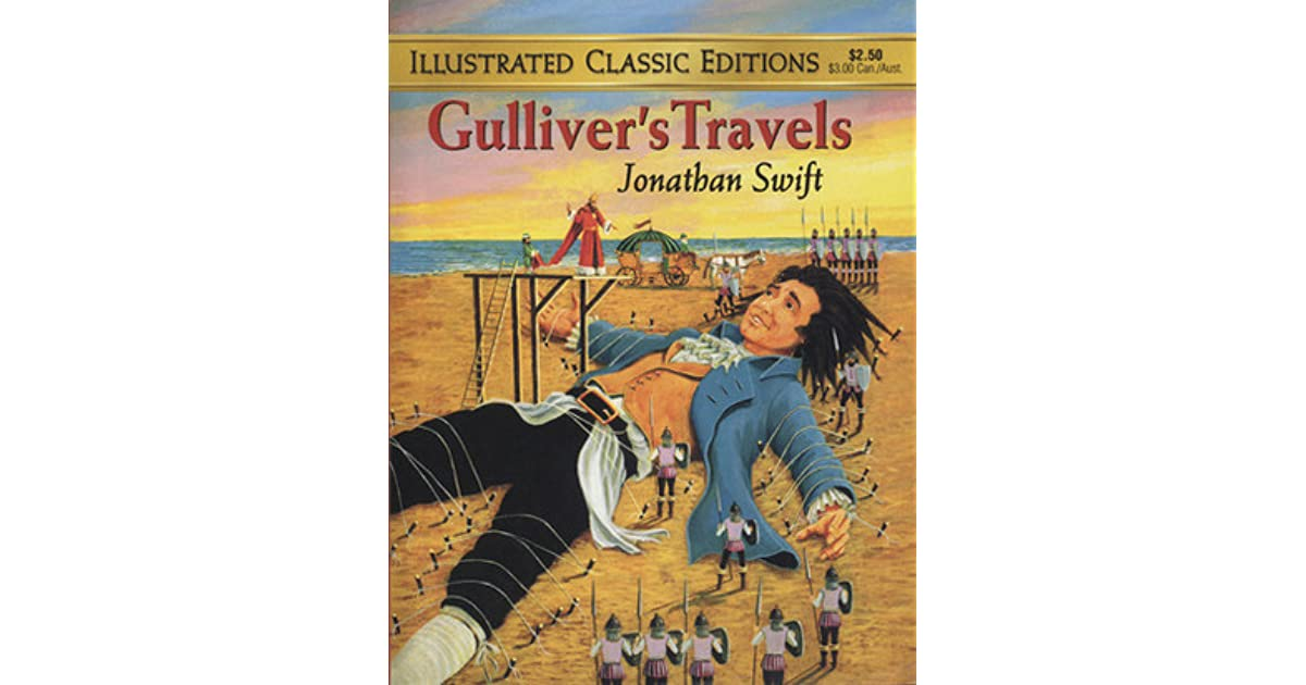 a review of the characters and plot of jonathan swifts gullivers travels In gulliver's travels&#184gulliver made a voyage to lilliput in the last voyage in jonathan swifts book gulliver's travels one-page plot summary.