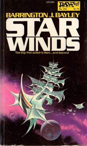 Star Winds by Barrington J. Bayley
