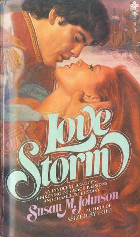 Love Storm (Russian series/Kuzan Family, #2) by Susan Johnson