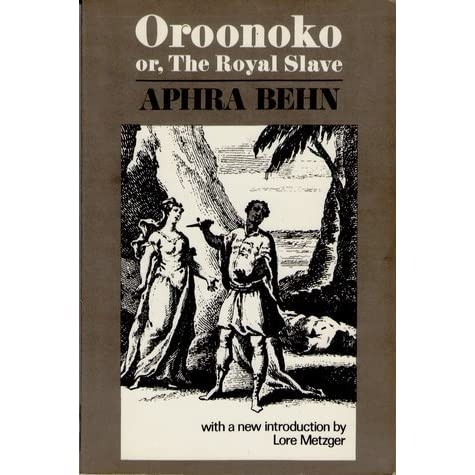 "memoir biography and travel narrative in oroonoko by aphra behn ""oroonoko,"" which opened sunday night at the duke on 42nd street, is a disappointment onstage, maybe in part because it sounded so intriguing on paper."