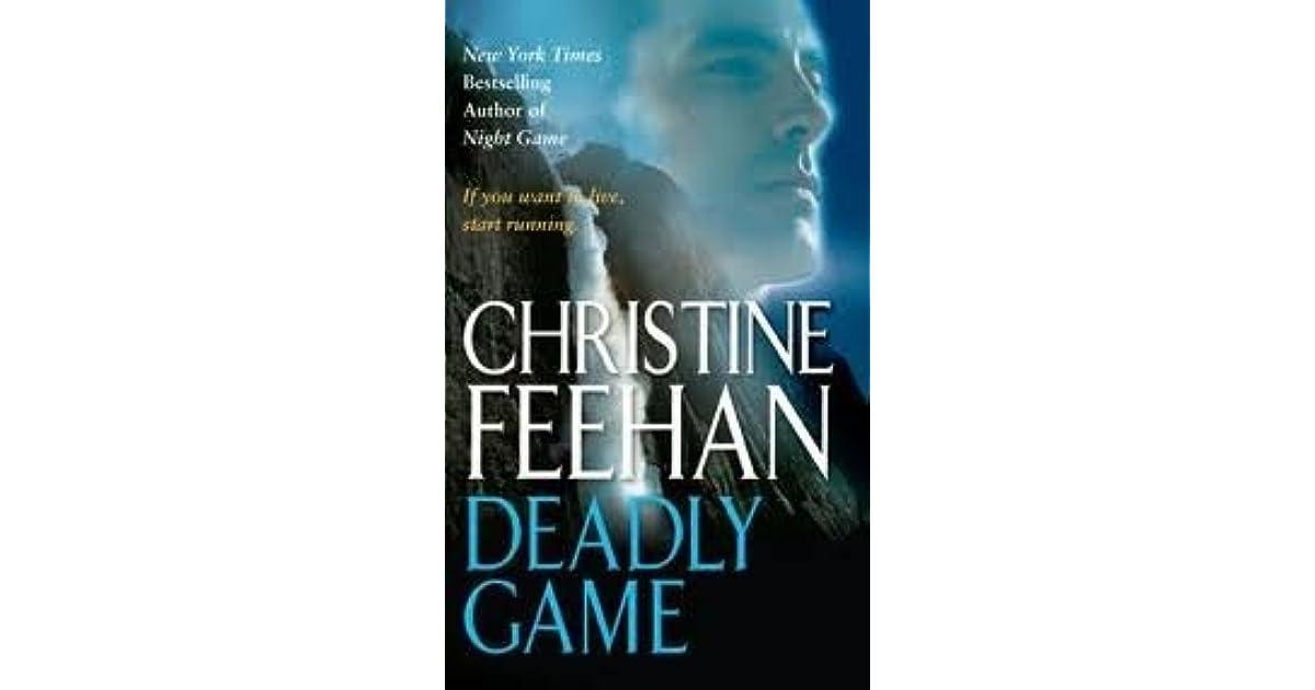 Deadly Game Ghostwalkers 5 By Christine Feehan