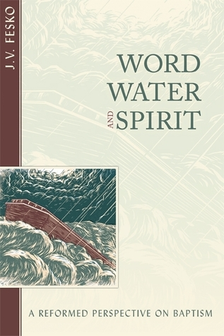 word water and spirit