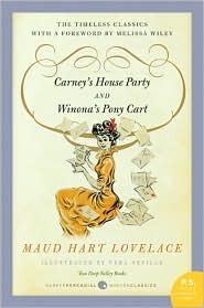 Carney's House Party / Winona's Pony Cart (Deep Valley, #1 & #3)