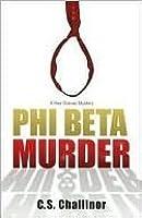 Phi Beta Murder (Rex Graves Mystery, #3)