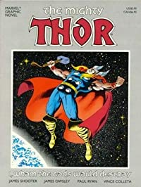The Mighty Thor: I, Whom The Gods Would Destroy