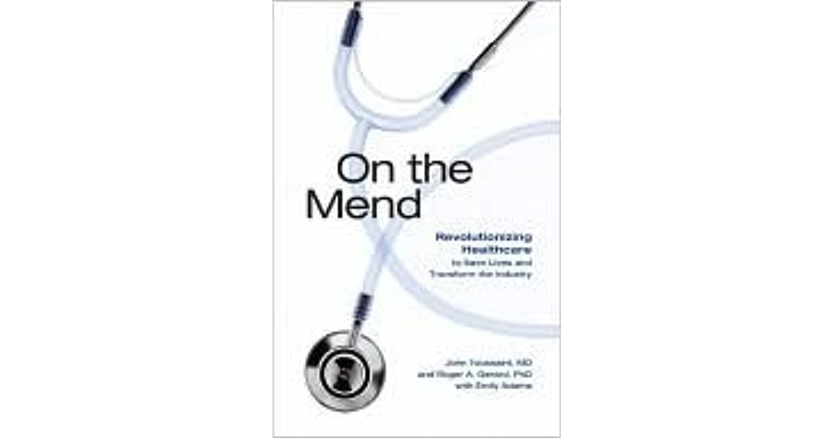 On the mend by john toussaint fandeluxe PDF