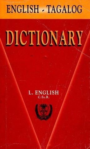 English-Tagalog Dictionary by Leo James English