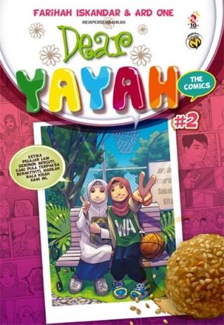 Dear Yayah The Comics #2: Bercuti di Asrama