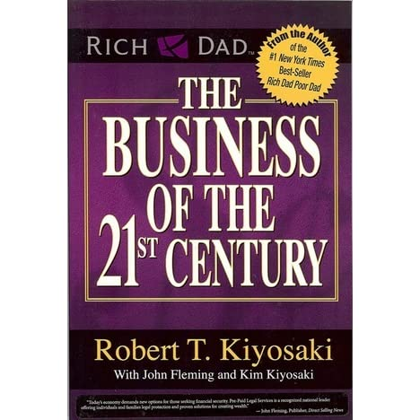 The Business Of The 21st Century Kiyosaki Pdf