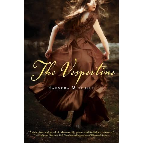 Download The Vespertine The Vespertine 1 By Saundra Mitchell