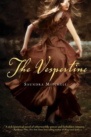 The Vespertine (The Vespertine, #1)