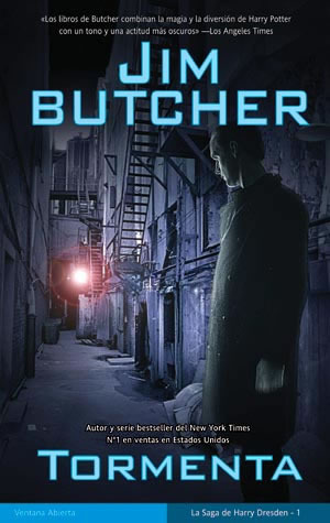 Tormenta (The Dresden Files, #1)