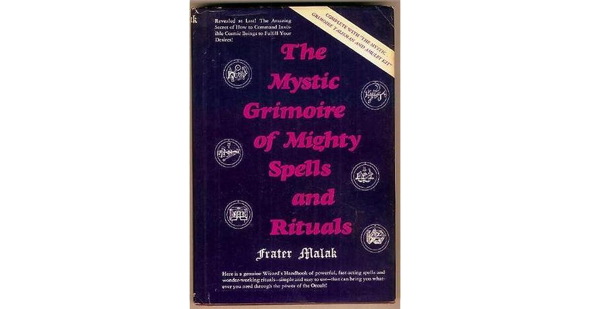 Frater Malak Mystic Grimoire Pdf