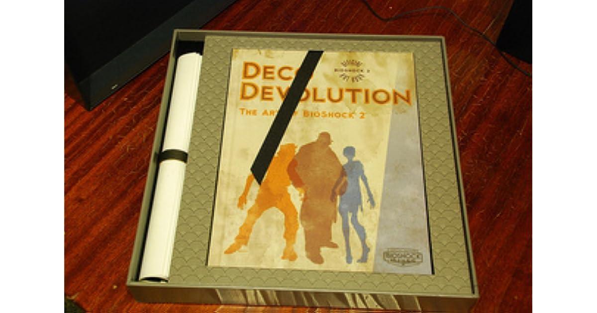 Deco Devolution The Art Of Bioshock 2 By Jordan Thomas