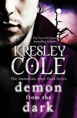 Demon from the Dark (Immortals After Dark, #10)