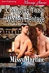 Changing Their Wolfen Heritage