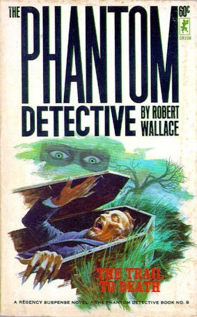 The Phantom Detective - The Trail to Death - May, 1941 35/2