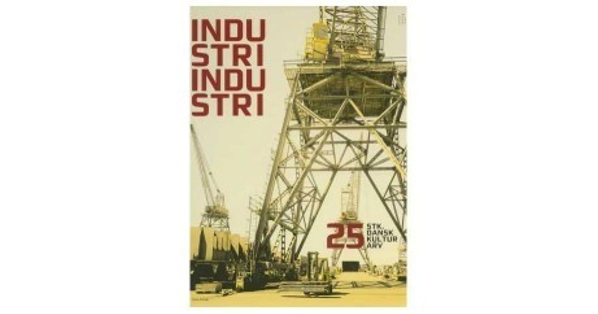 Industri Industri 25 Stk Dansk Kulturarv By Inge Adriansen