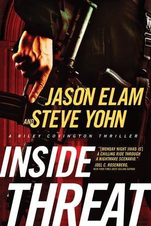 Inside Threat (Riley Covington, #4)