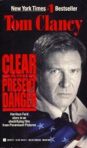 Clear and Present Danger (Jack Ryan, #5; Jack Ryan Universe, #6)