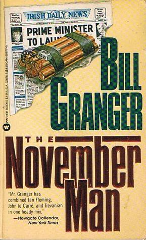 Bill Granger:  November Man Series