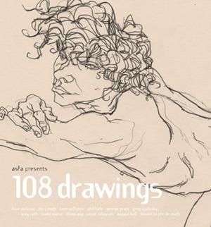 ASFA Presents 108 Drawings
