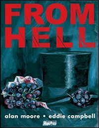 From Hell by Eddie Campbell Paperback Book The Cheap Fast Free Post Książki antykwaryczne
