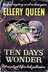 Ten Days' Wonder (Ellery Queen Detective, #19)