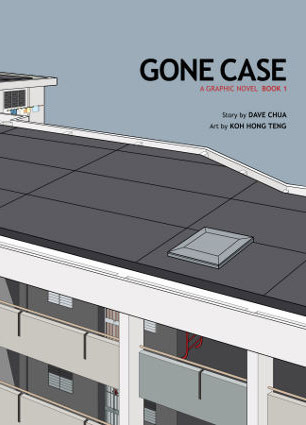 Gone Case: A Graphic Novel, Book 1