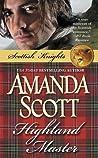Highland Master (Scottish Knights Trilogy #1)