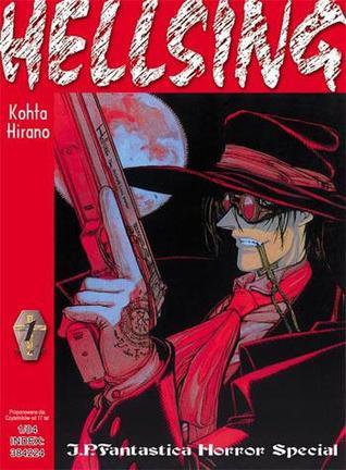 Ebook Hellsing Vol 01 Hellsing 1 By Kohta Hirano