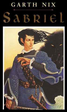 "Cover of Garth Nix's ""Sabriel"""