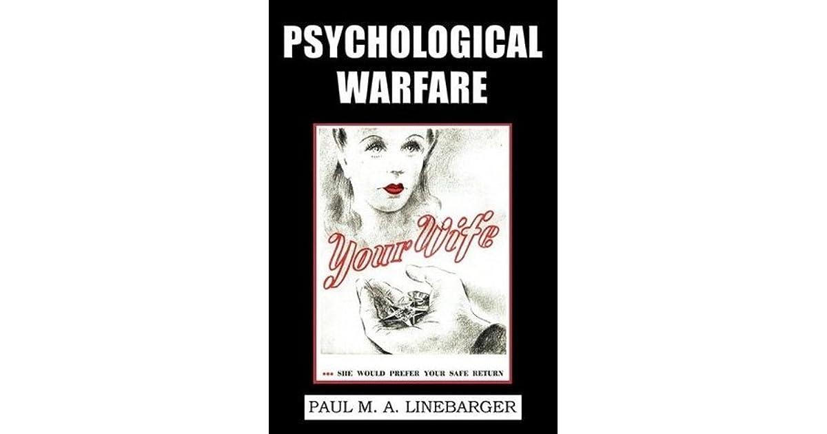 Psychological Warfare By Paul Ma Linebarger