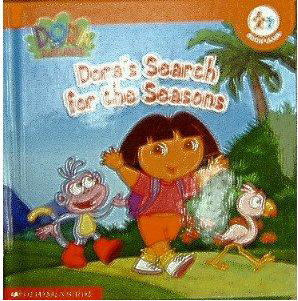 Dora\'s Search for the Seasons by Samantha Berger