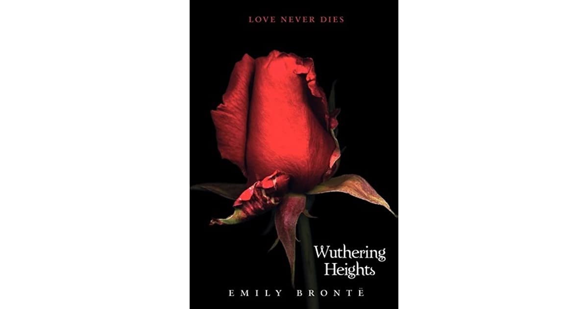 love and hate in the novel wuthering heights by emily bronte