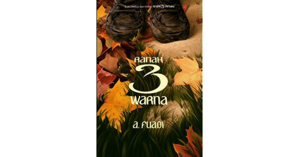 Ebook Novel Ranah 3 Warna Gratis