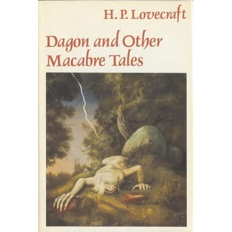 dagon and other macabre tales by h p lovecraft