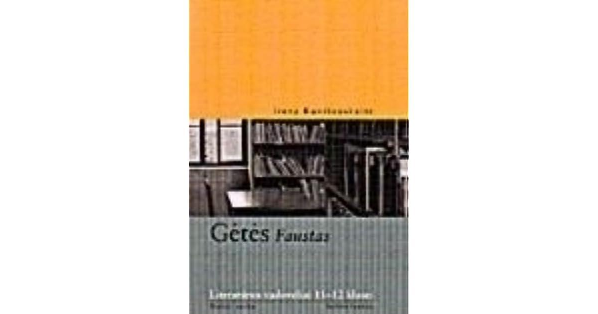 Gete Faustas Download