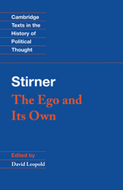 The-Ego-and-its-Own-