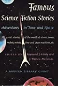Famous Science-Fiction Stories: Adventures in Time and Space