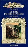 El Pais de Los Kenders (Preludios de la Dragonlance, #2)