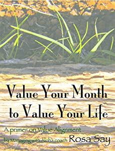 Value Your Month to Value Your Life