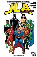 JLA Clasificado: Liga de la Justicia de América (JLA Clasificado #1)