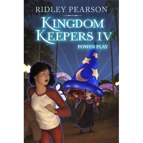 Power play kingdom keepers 4 by ridley pearson fandeluxe Gallery