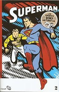 Superman #02 (Las primeras 100 historietas #2 de 14)