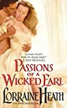 Passions of a Wicked Earl (London's Greatest Lovers, #1)