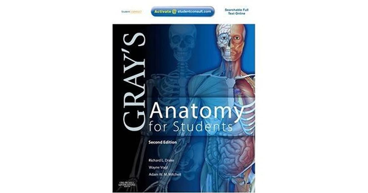 Abderrahman Najjars Review Of Grays Anatomy For Students With
