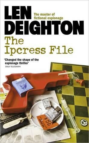 The Ipcress File by Len Deighton